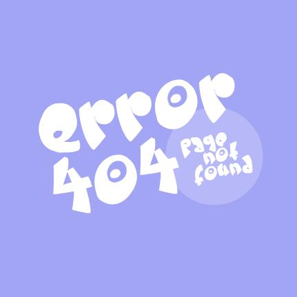 Pagina non trovata 404