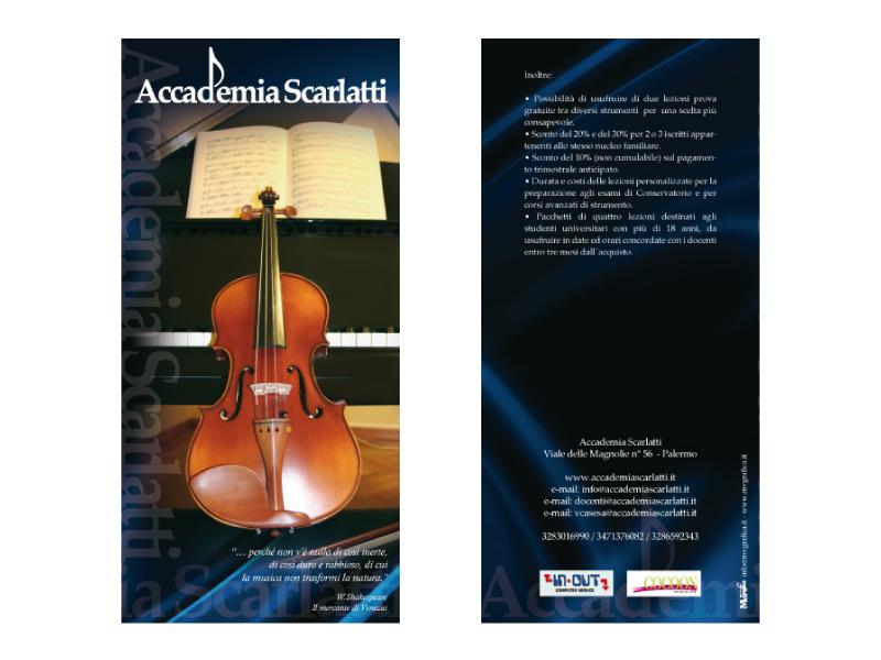 Brochure, emozioni in un semplice foglio di carta