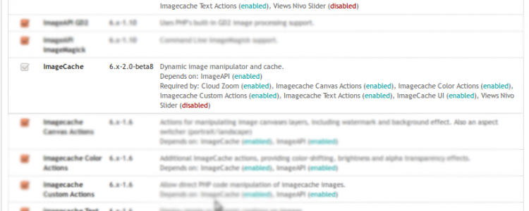 Drupal 6 Imagecache e Lightbox
