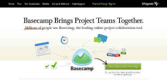 Basecamp-project-management-tools