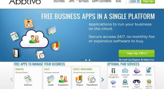 apptivo-project-management-tools
