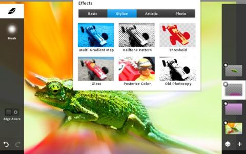 photoshop touch ipad app