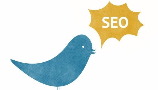 Twitter influenza la SEO