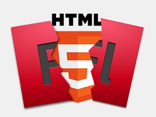 html5 e flash