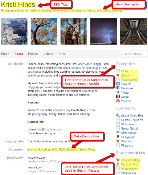 kristi_hines_google_page