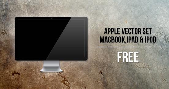 Risorse Vettoriali Gratuite Apple