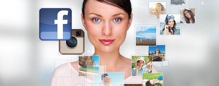 Facebbok e Instagram: condivisione di immagini