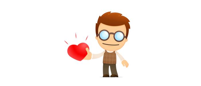 San Valentino Geek
