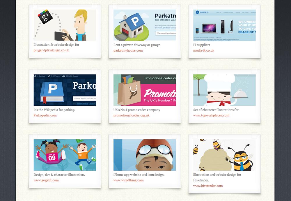 Come impostare al meglio il tuo portfolio? - Webhouse