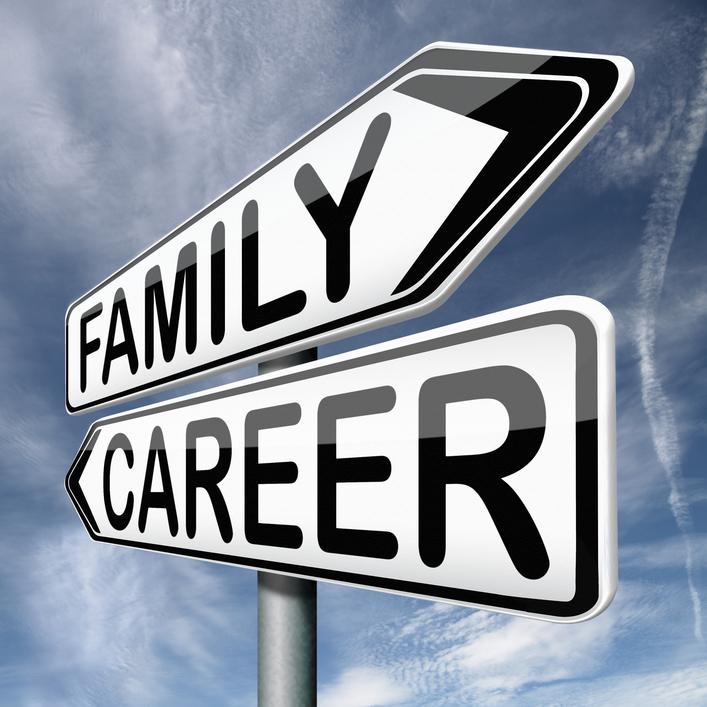 famiglia o carriera?