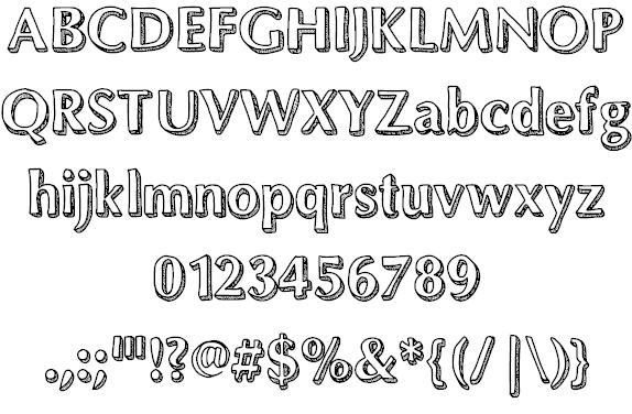Dynasty_font