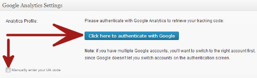 google-analytics-wp-plugin
