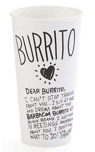 BurritoCup