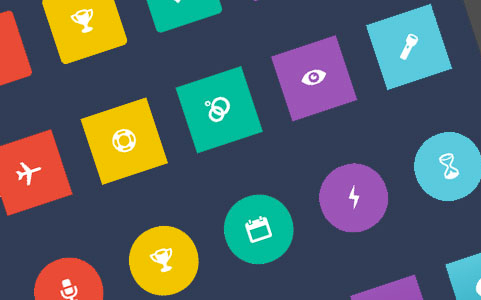 Free CSS3 Icons Kit