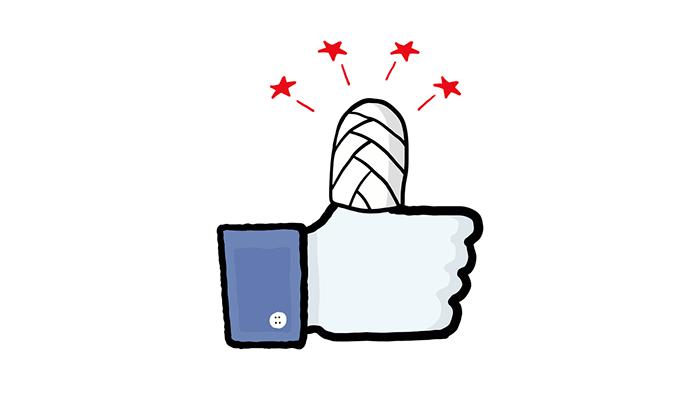 Top 5 Errori di Social Media Marketing