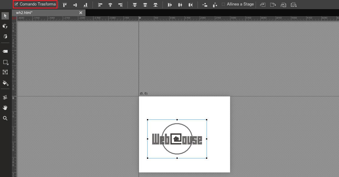 Google web designer crea animazioni e annunci in html5 for Centrare un div