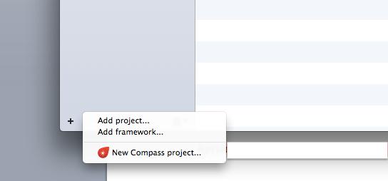 aggiungere progetto codekit
