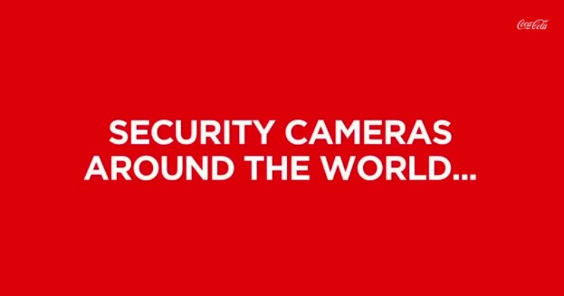 Security Cameras cocacolaYouTube