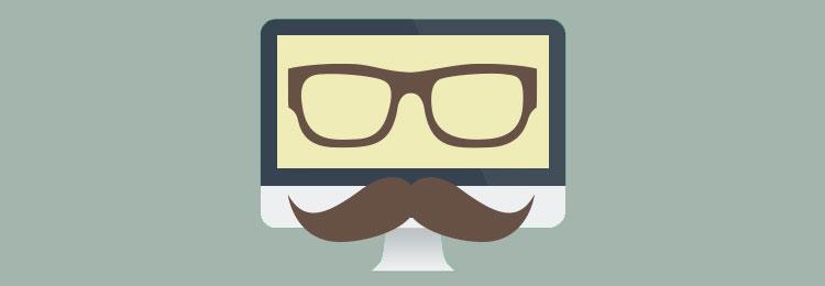 Il Web design incontra lo stile Hipster