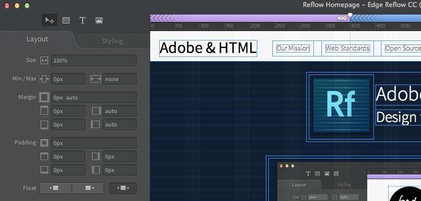 Responsive Web Design: non sai da dove cominciare? Usa Adobe Edge Reflow