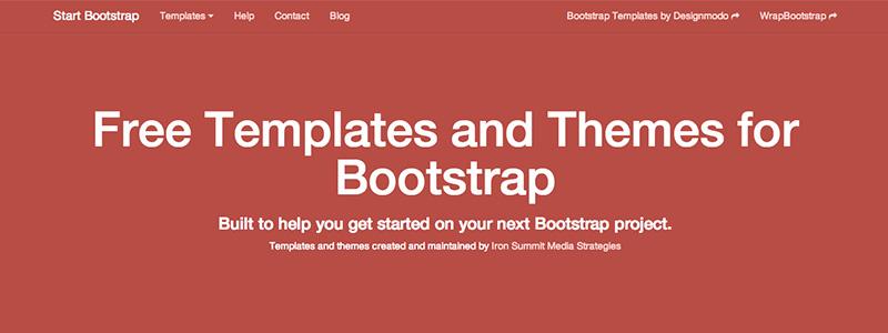 start-bootstrap