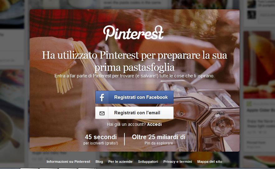 Pinterest per l'e-commerce: la creazione del desiderio
