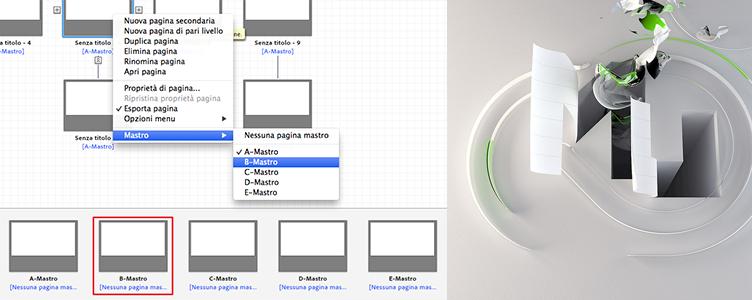 Creare siti web senza scrivere codice con Adobe Muse
