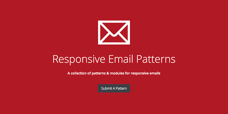 Responsive Email Patterns