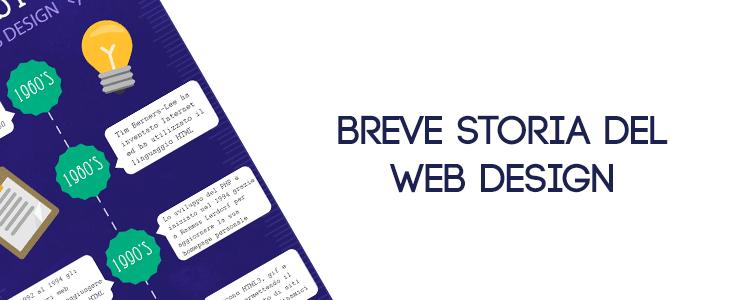 Breve Storia del Web Design Cover