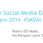 30 giugno 2014: V Mashable Social Media Day Milano