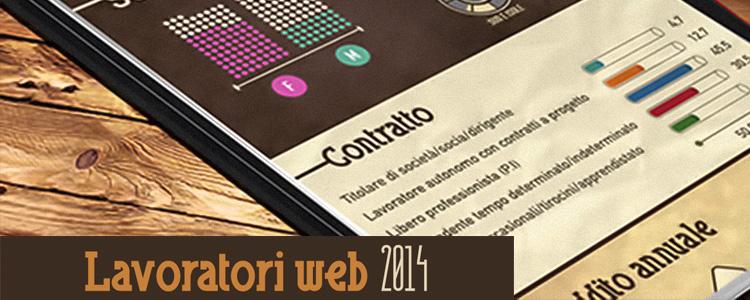 Risultati sondaggio: quanto guadagni lavorando nel web 2014