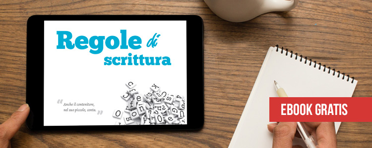 Ebook Regole di Scrittura