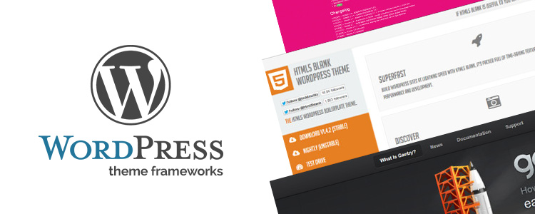 Frameworks per Temi WordPress