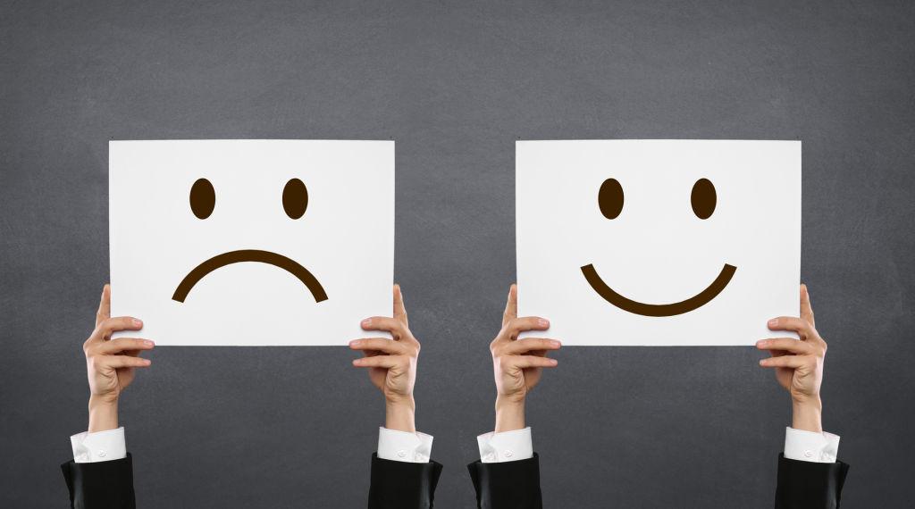 Unhappy - Happy