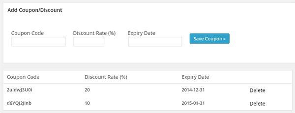 E-commerce con WordPress: la gestione dei coupon