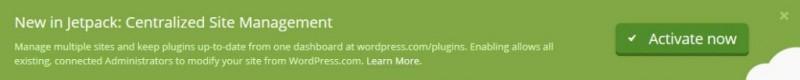 Gestire più siti web da un'unica interfaccia? Semplice, attivando Site Management di Jetpack
