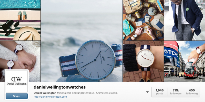 daniel-wellington-watches-instagram