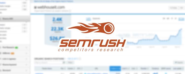 Come usare SEMrush per la SEO e SEM - WebHouse