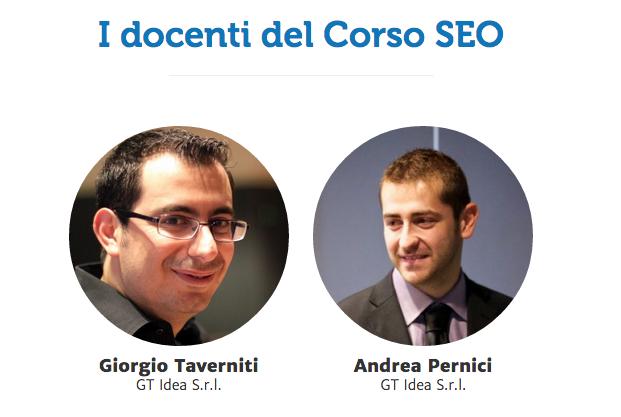 Corso SEO 2014