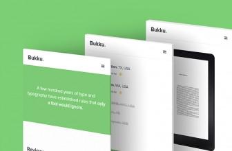 bukku-free-html-template-book