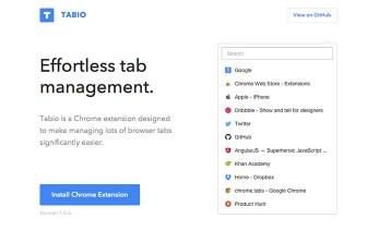 Migliora la gestione delle TAB in Chrome con questa nuova estensione