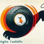 Armando Testa per Pirelli