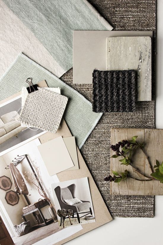 How to Present A Board to Your Interior Design Client