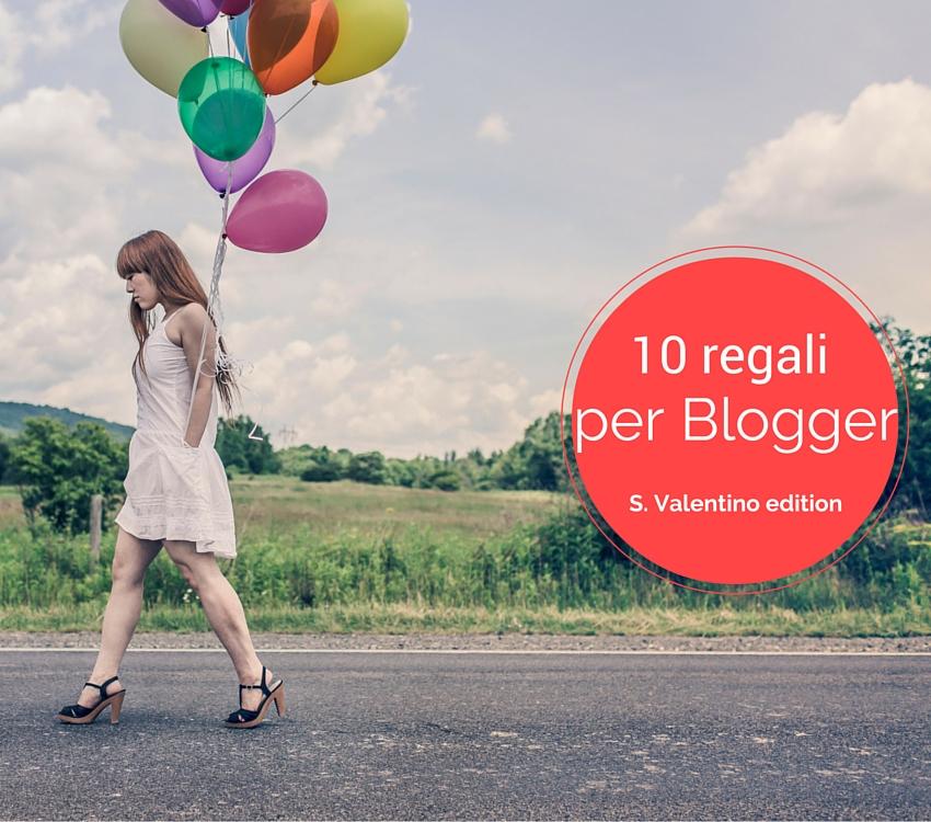 10 regali per blogger a San Valentino