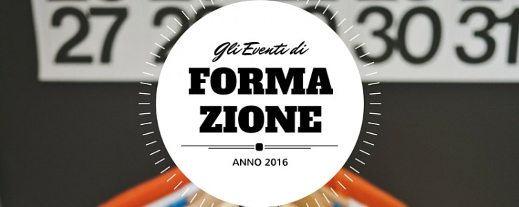 Eventi WebMarketing 2016