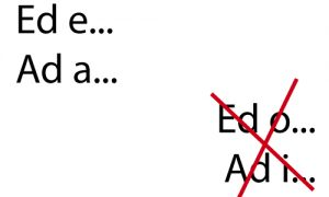 ad-ed