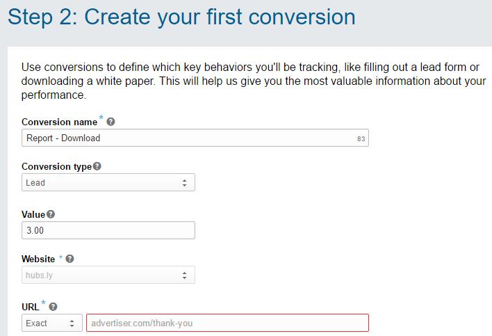 obiettivi-conversioni-LinkedIn Ads