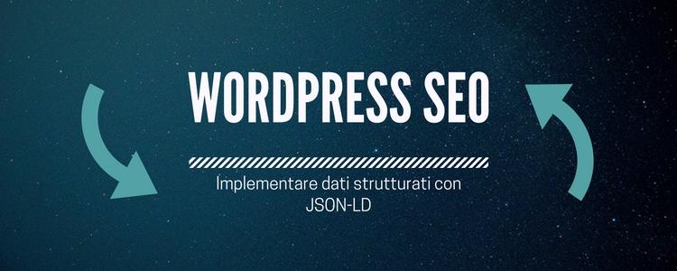 WordPress SEO Dati Strutturati JSON-LD