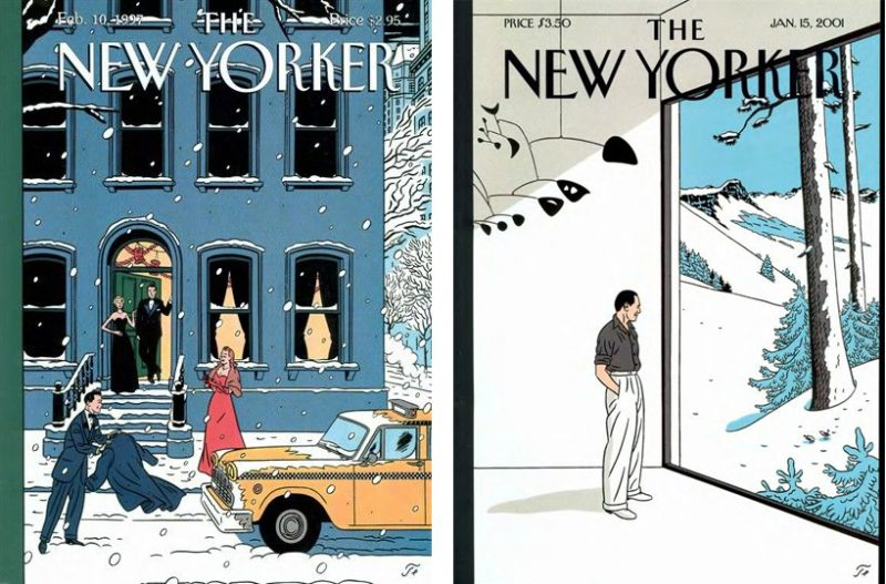 the-new-yorker-ligne-claire