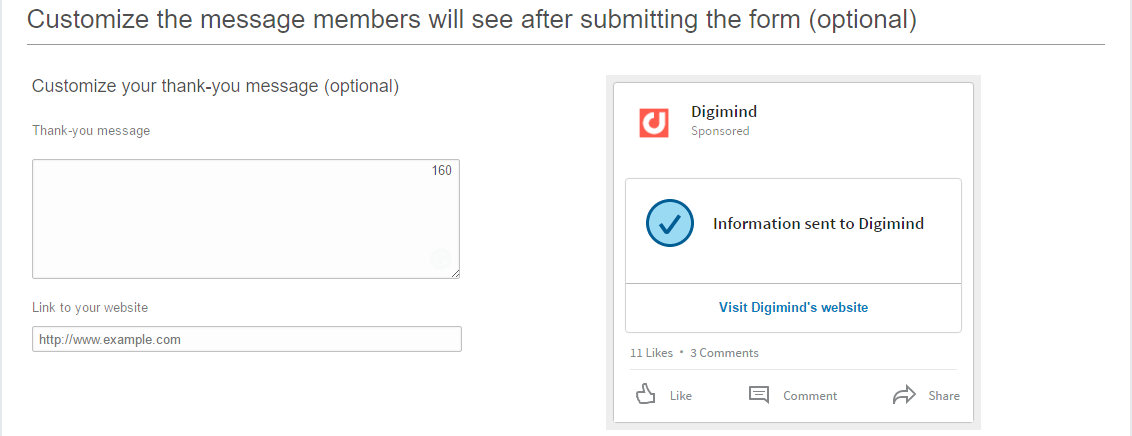 LinkedIn Lead Gen Forms: come iniziare